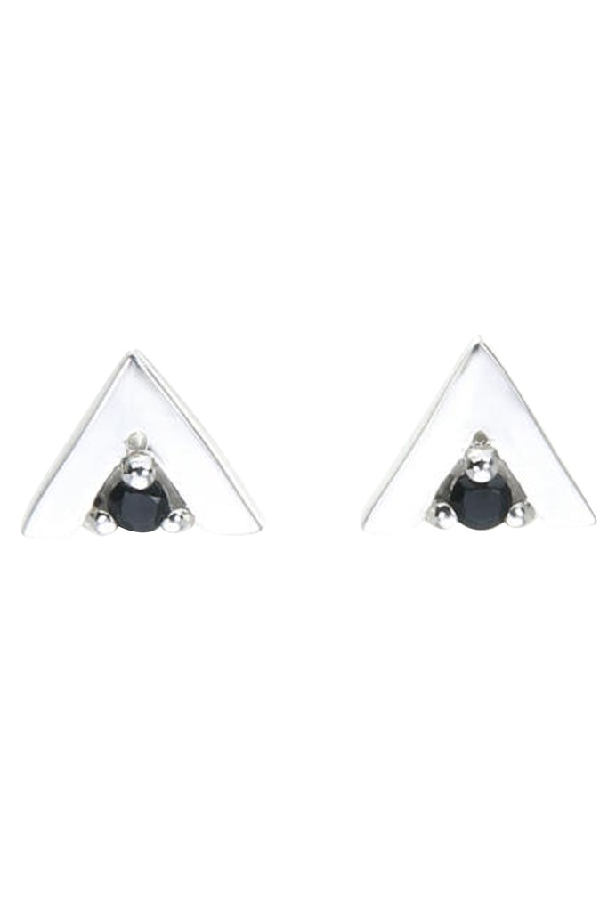 6c1161674 Triangle Stud Earring - ZOE & MORGAN - Smith & Caughey's - Smith and ...
