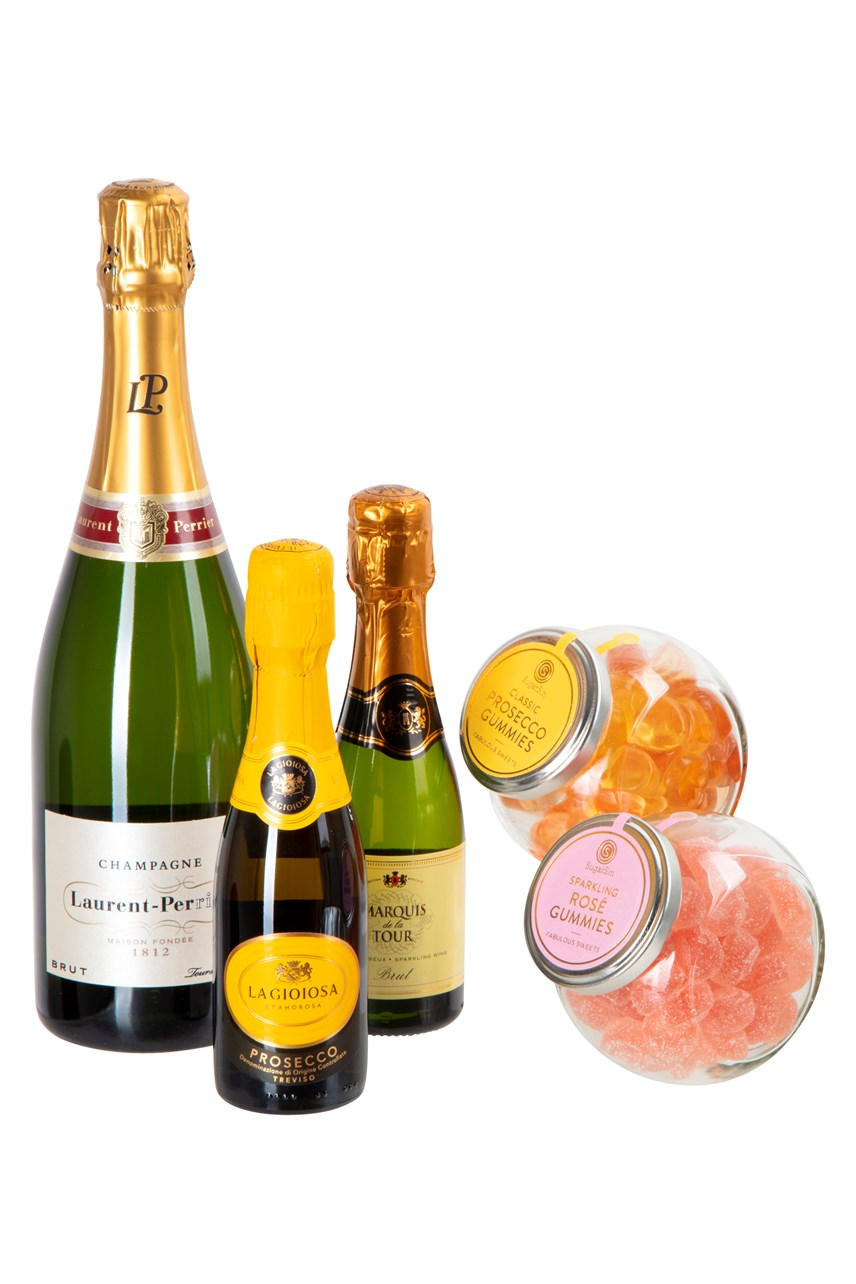 Sparkling Surprise Hamper