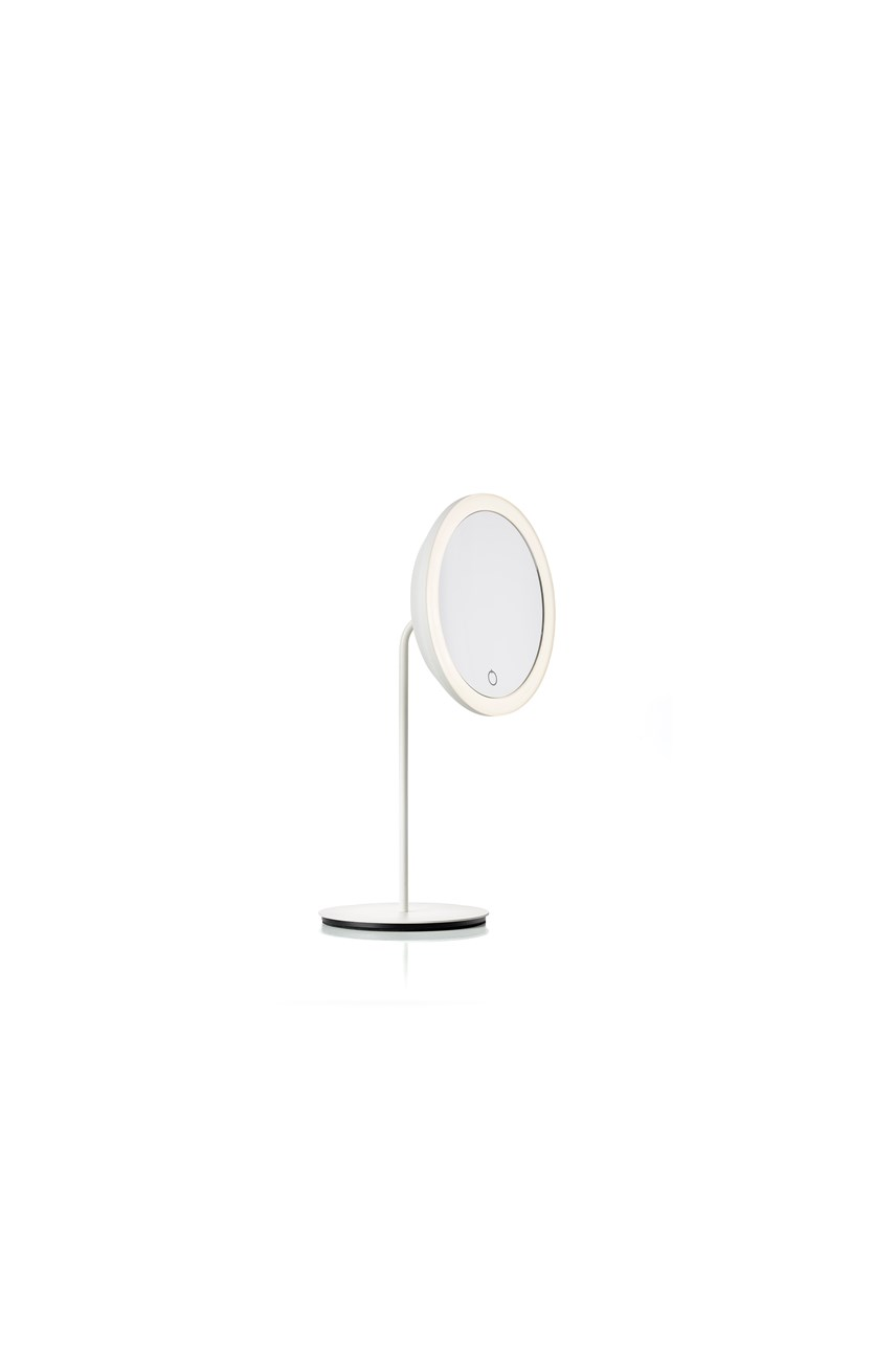Table Mirror With Led Light