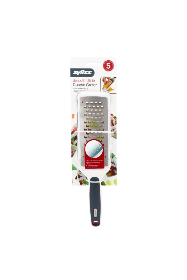 Smooth Glide Coarse Grater
